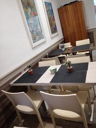 Hotel Concorde: Sala colazione