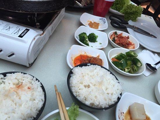 Milliore korean fusion restaurant for Australian fusion cuisine