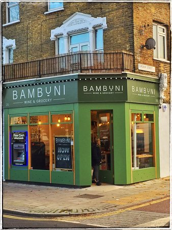 Bambuni Wine & Grocery