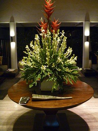 The Camakila Legian Bali: Love this in the reception area