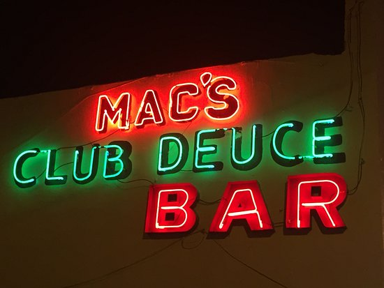 ‪Mac's Club Deuce‬