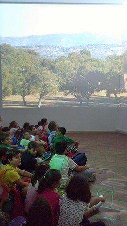 Villanueva de Córdoba, España: Centro de Interpretación de la dehesa Villnueva de Córdoba