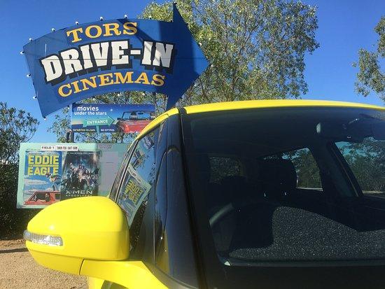 Tors Drive-In