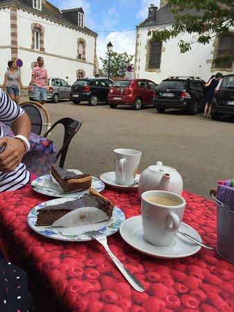 Boulangerie-Patisserie Robic  - Salon de the Tamm'Bara : auch lecker...