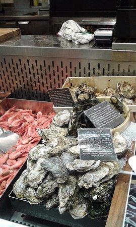 Melanders Fisk: Oysters
