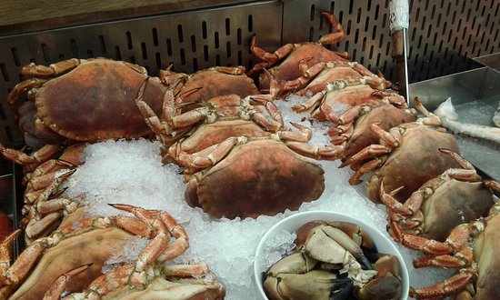 Melanders Fisk: Crabs