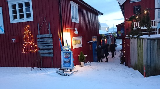 Restaurants in Henningsvaer