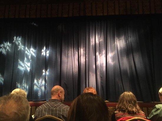 Jasper, GA: Interior of Tater Patch Theater...
