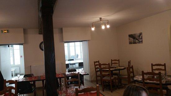 Seine-et-Marne, Francia: Les Delices de Chenoise