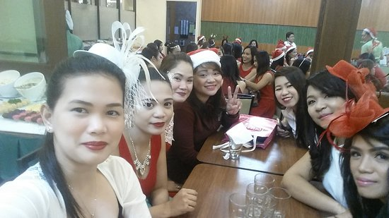 christmas party of heartstrings bags at tramway timog december 09 2016