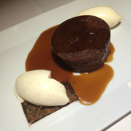 The Winter Garden: Warm Sticky Toffee Pudding