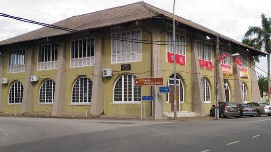 Kota Bharu, Malaysia: Bank Kerapu