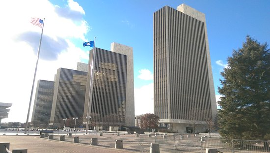 Governor Nelson A. Rockefeller Empire State Plaza