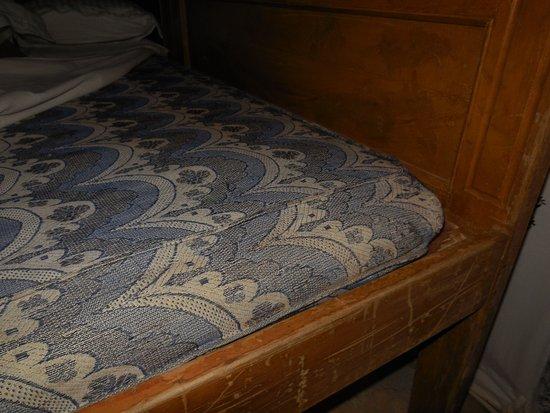 """Rajasthan Desert Safari Camp Pvt. Ltd.: The offending """"mattress"""""""