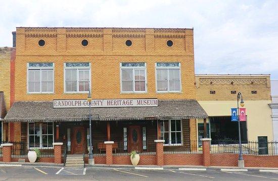 Randolph County Heritage Museum