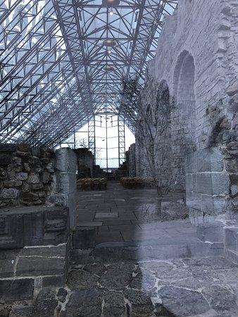 Hamar, Norway: Anno museum Domkirkeodden