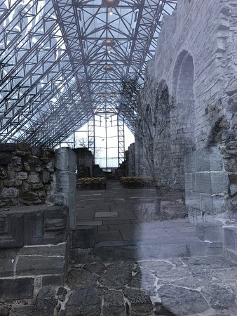 Hamar, Norvegia: Anno museum Domkirkeodden