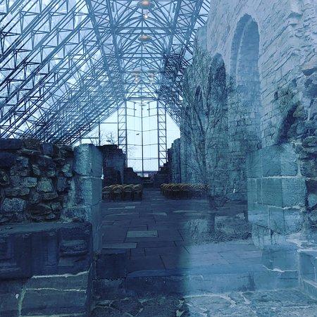 Hamar, Noruega: Anno museum Domkirkeodden