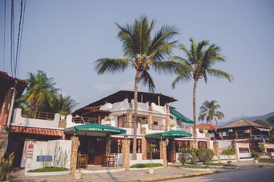 Hotel Brunello: fachada