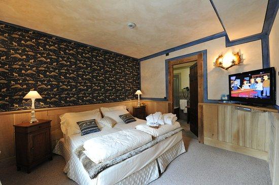 Ristorante sala gourmet foto de hotel bucaneve breuil for Hotel meuble mon reve cervinia