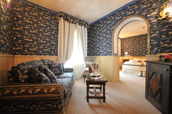 Hotel Bucaneve: Soggiorno camera 106