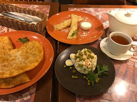 335850afc3eea Чебуреки и не только, Санкт-Петербург - фото ресторана - TripAdvisor