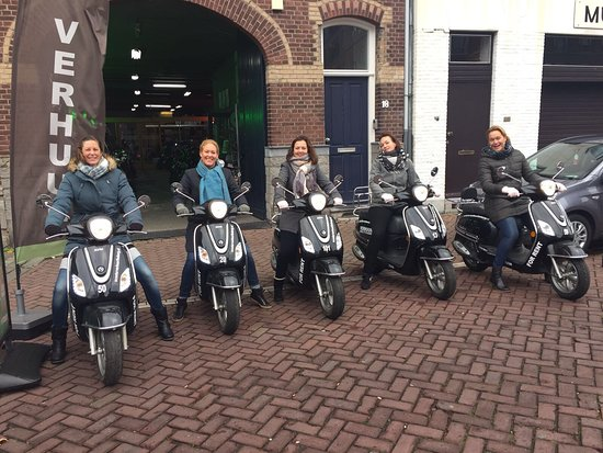 Scooter Verhuur Limburg