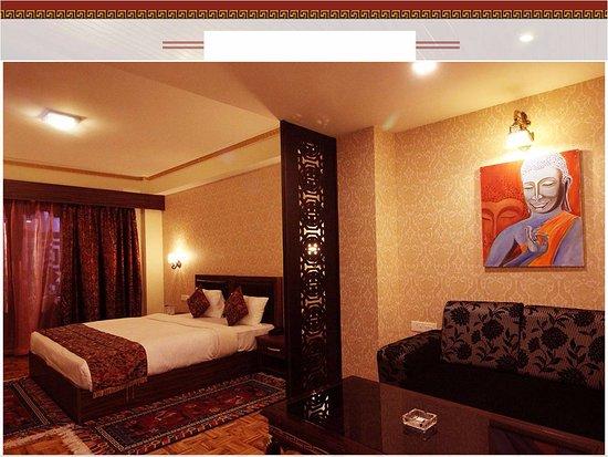 Landscape - Picture of Tashiling Residency Hotel & Spa, Gangtok - Tripadvisor