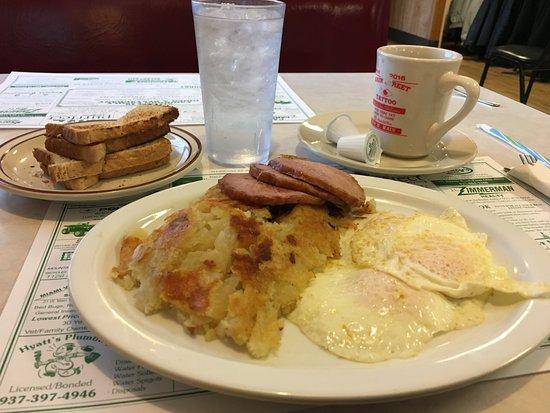 Breakfast Restaurants In Fairborn Ohio