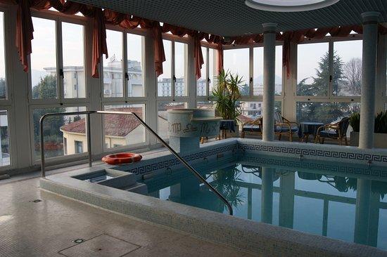 Hotel Aurora Terme: PISCINA INTERNA.