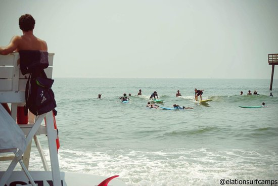 Elation Surf Camps