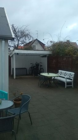 Amager Guesthouse: cortile