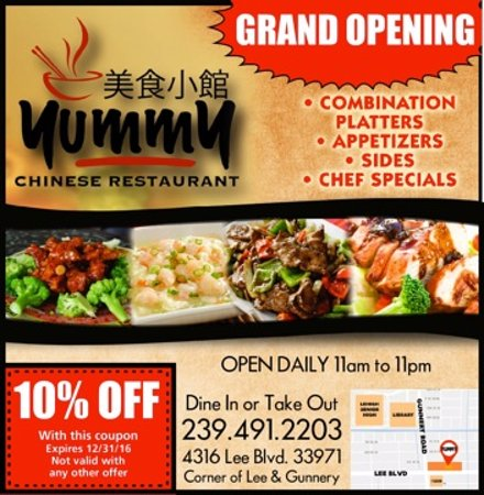 Yummy Chinese Restaurant Come To Try Out Food