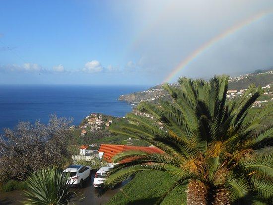 Quinta do Cabouco: Blick aus dem Fenster