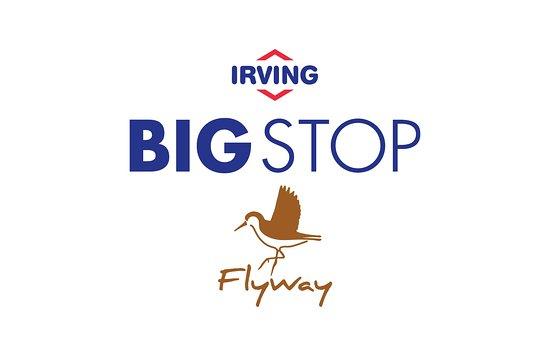 Sackville, Kanada: Flyway Restaurant Logo