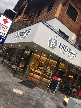 Freiraum Restaurant Cafe Bar