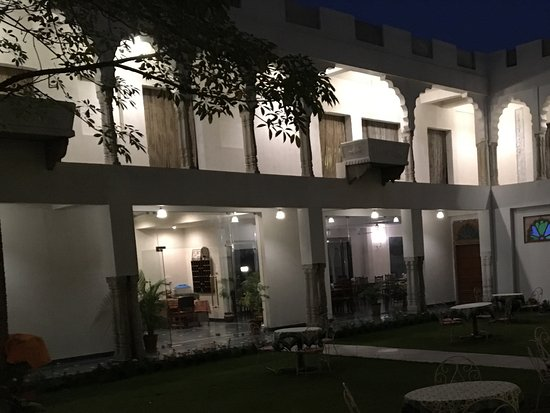 Rajasthan Palace Hotel