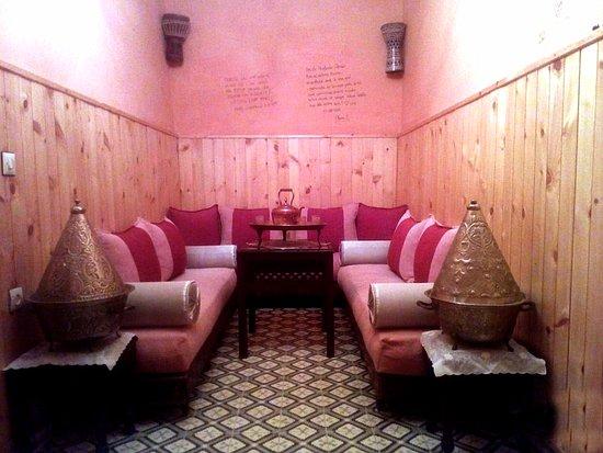 Riad larache maroc voir les tarifs et avis pension de for Salon zen rabat tarifs