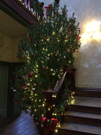 Allan Bank : Ready for Christmas