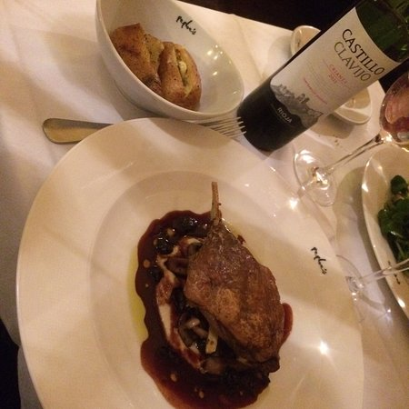 Peploe's: Marvellous food and great wine list!!  Went on Saturday 10 December for lunch - cracking atmosph