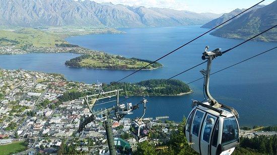 Queenstown, New Zealand: Gondola