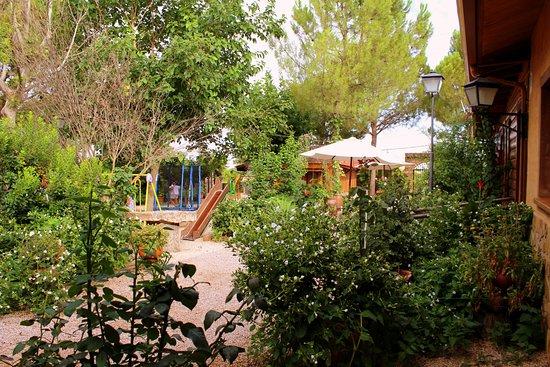 Terraza Casa Rural Grande Colgada Picture Of Casas De