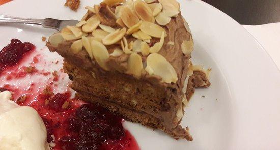 Ennis, Ireland: cake