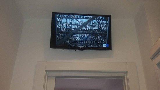 Seconda tv in bagno picture of vhome sorrento tripadvisor