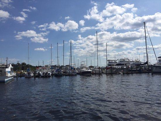 Port Saint Lucie, فلوريدا: Яхты там шикарные!