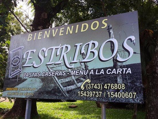 Puerto Rico, Argentina: Estribos Resturante