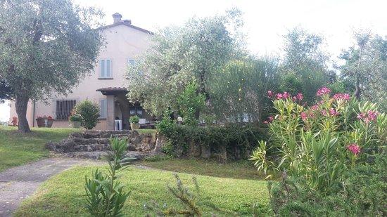 Il Casale Del Madonnino: Blick auf den Eingangsbereich eines der schönen Appartements