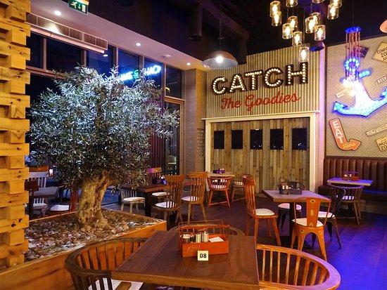 Interiors Picture Of Catch 22 Dubai Tripadvisor