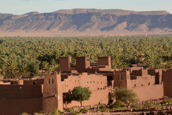 Valle del Draa: fotografía de Marruecos Puesta de Sol, Marrakech ...