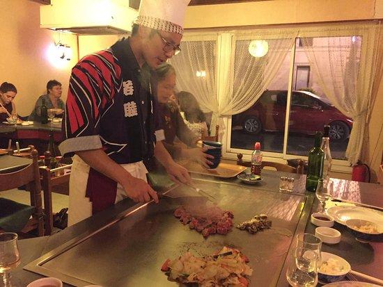 Le Samourai : Toujours un moment de délice au Samouraï!